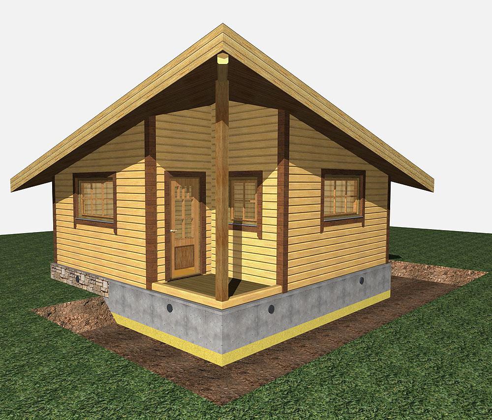 Строительство фундамента двухэтажного дома Люберецкий район